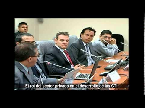 El rol del sector privado en el desarrollo de las CTI 2da parte