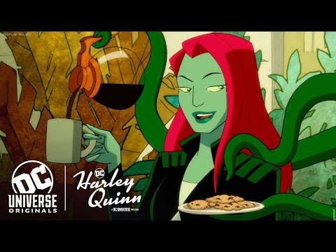 Harley Quinn   Get to Know Poison Ivy   A DC Universe Original   Now Streaming