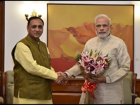 Vijay Rupani | Live Speech Today | CM of Gujarat | BJP | Interview by Devang Bhatt