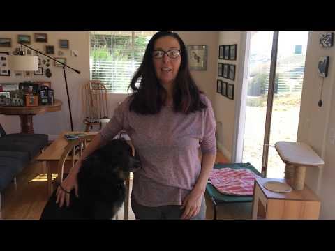 The Bladder Sweep Grounding Exercise