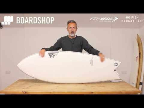Firewire Rob Machado Go Fish Surfboard Review