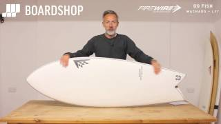 Firewire Rob Machado Go Fish Surfboard Review