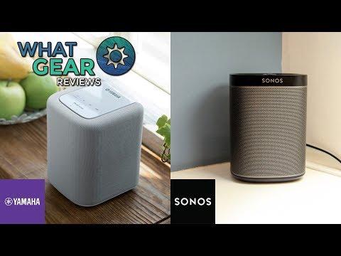 Yamaha WX-010 Vs Sonos Play 1