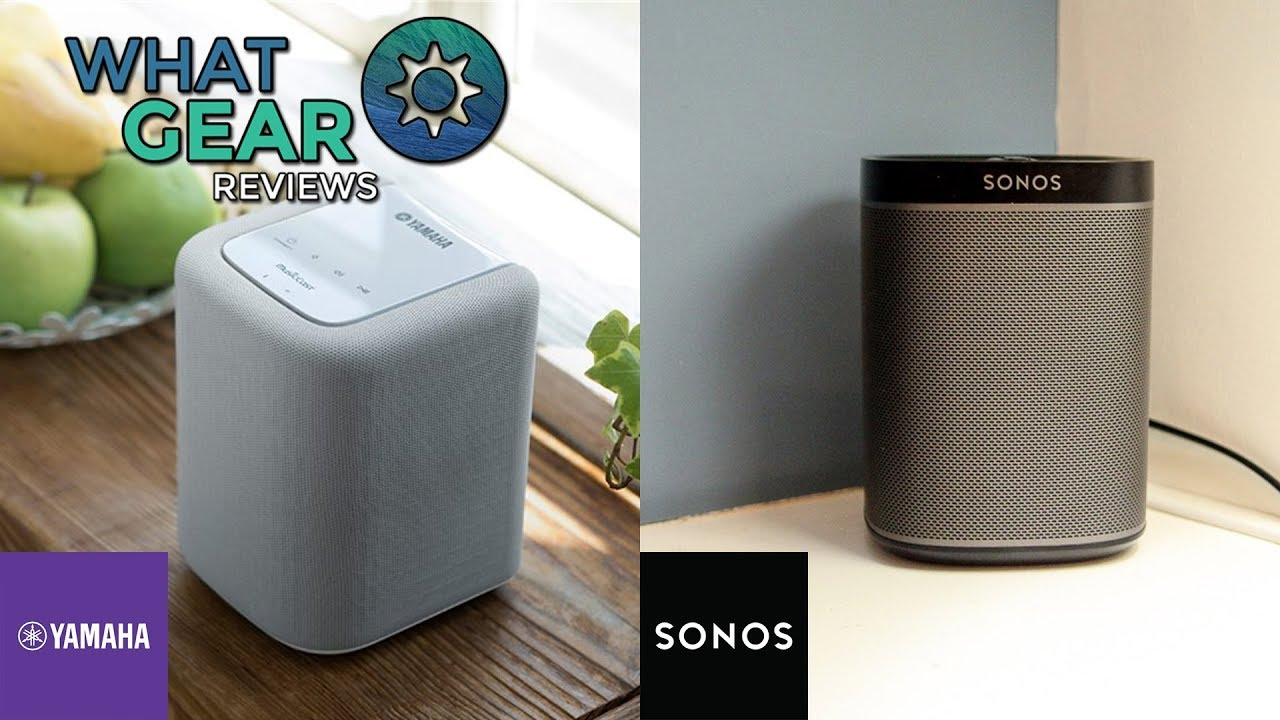 yamaha wx 010 vs sonos play 1 youtube. Black Bedroom Furniture Sets. Home Design Ideas