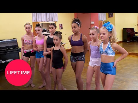 Dance Moms: The ALDC Girls Audition for MattyB (Season 5 Flashback) | Lifetime