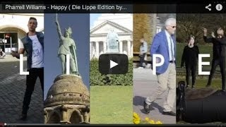 Pharrell Williams - Happy (Die Lippe Edition by LZ)