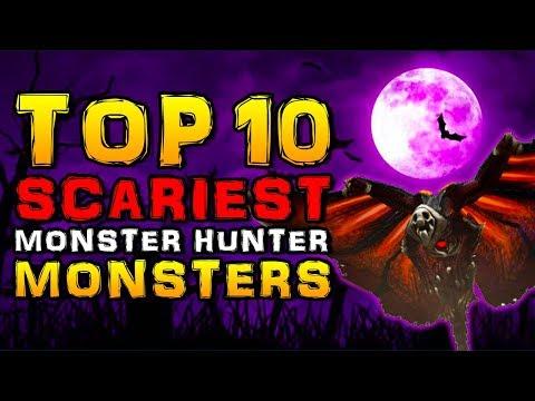Top 10 Scariest Monster Hunter Monsters thumbnail