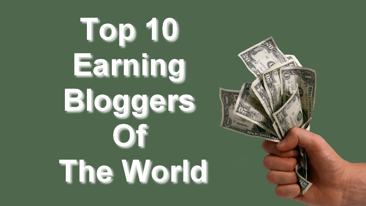 Top 10 Highest Earning Bloggers - Monthly Income Report | Top Earning Blogs  - Geek Essential