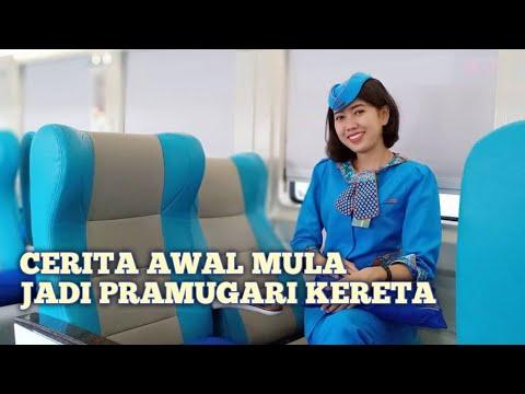 Download AWAL MULA JADI PRAMUGARI KERETA API