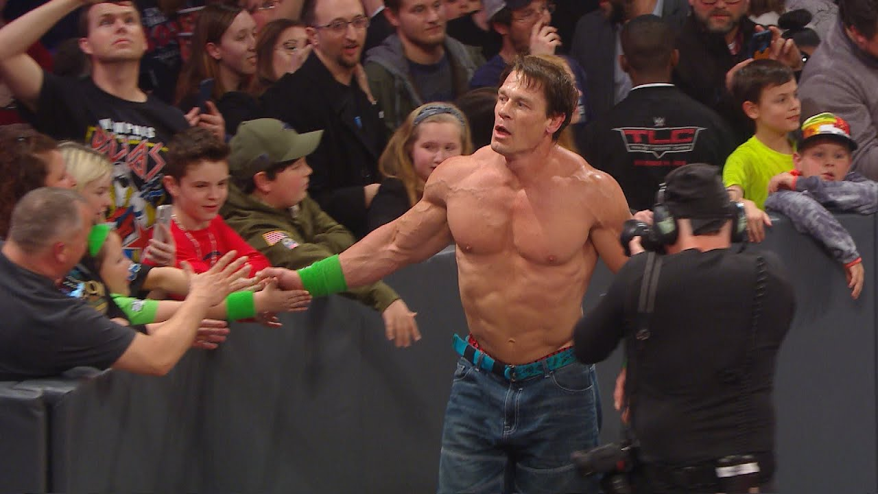 Full details on John Cena's injury ahead of the Men's Royal Rumble Match: Exclusive, Jan.