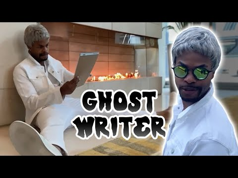 Ghost Writer  by King Bach