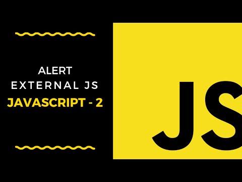 Javascript  - 2   Alert, External JS   Philippines Language thumbnail
