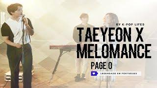 《STATION X 0》 Taeyeon (태연) X MeloMance (멜로망스) - Page 0 Legendado [MV NA DESCRIÇÃO]