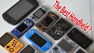 TOP 10 Handheld 2019 Wicked Budget China Video Game Systems