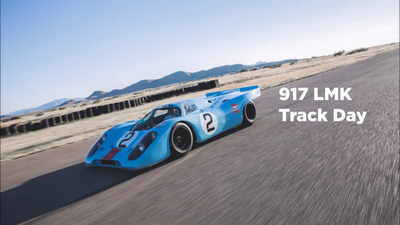 Track Day Fun With The 917 LMK By Patrick Motorsports