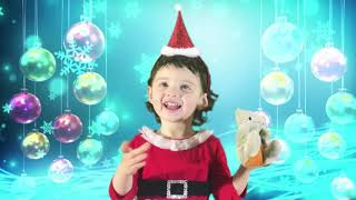 Children's song and dance about a Christmas tree from Yasmina Kids TV