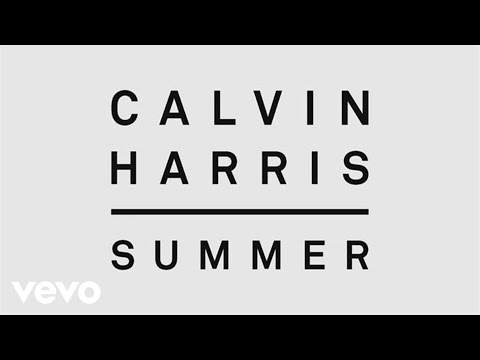 Calvin Harris  Summer Audio
