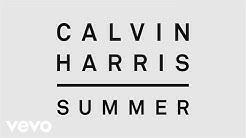 Calvin Harris - Summer (Audio)