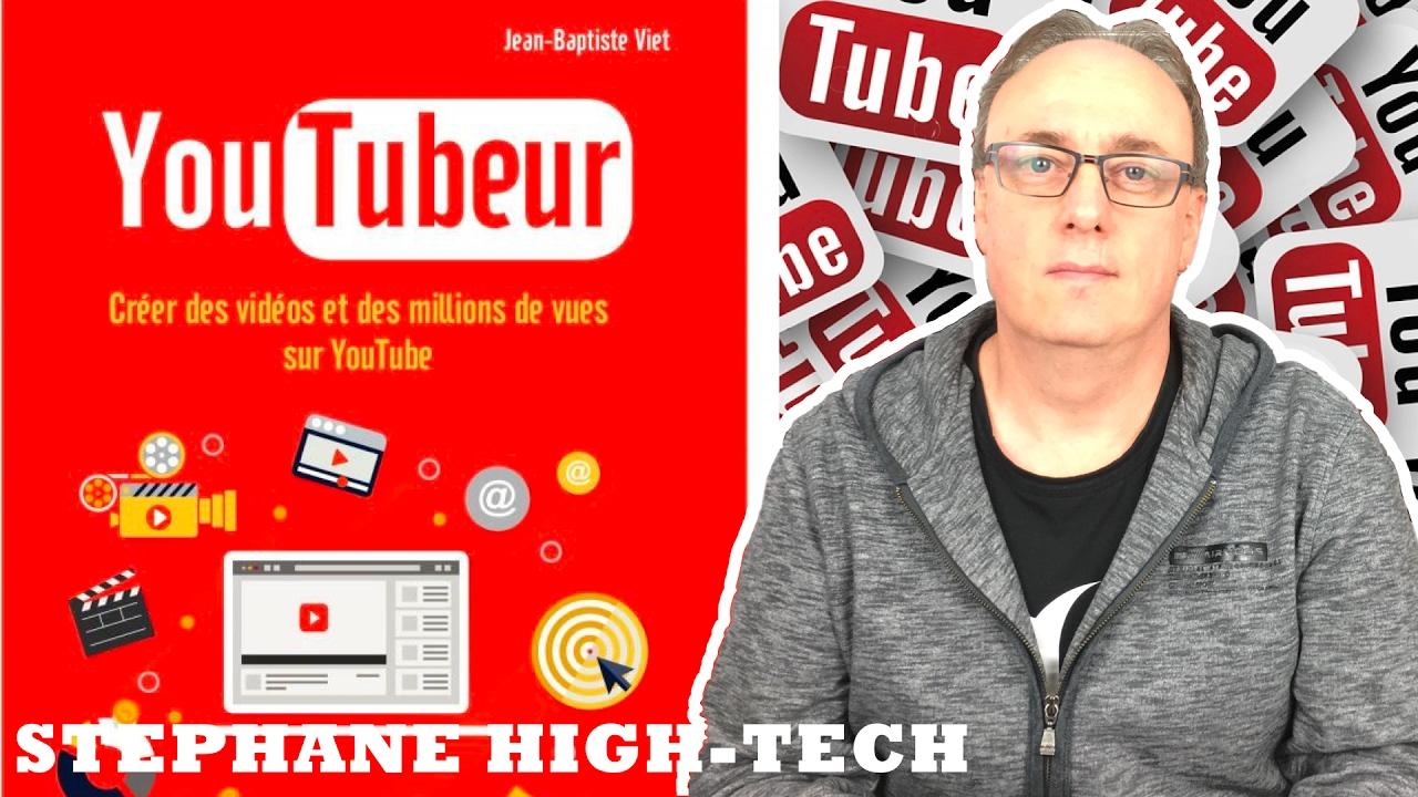 Youtubeur Le Livre Conseils Et Astuces
