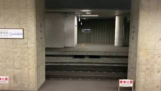 京成東成田線東成田駅 駅ホーム その1