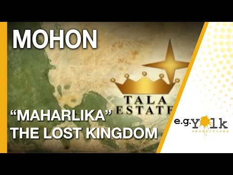 "Mohon (The History of The Philippines. ""MAHARLIKA"" The lost Kingdom)"