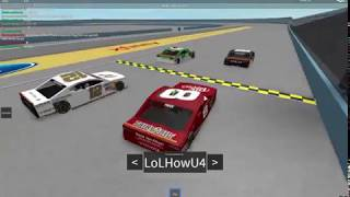 ROBLOX NASCAR Arris Cup Series Finale (Another 100 Lap Race!)