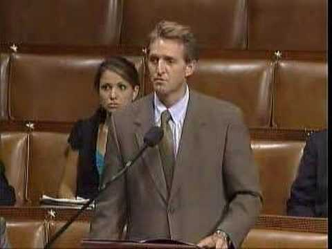 Congressman Jeff Flake Challenges Speaker Pelosi's Earmark
