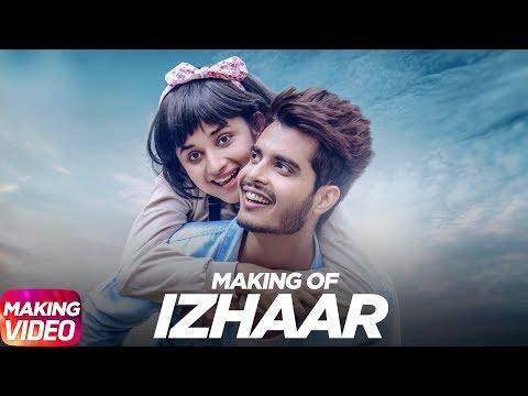 Latest Punjabi Song 2017   Izhaar   Making   Gurnazar   Kanika Maan   Dj Gk