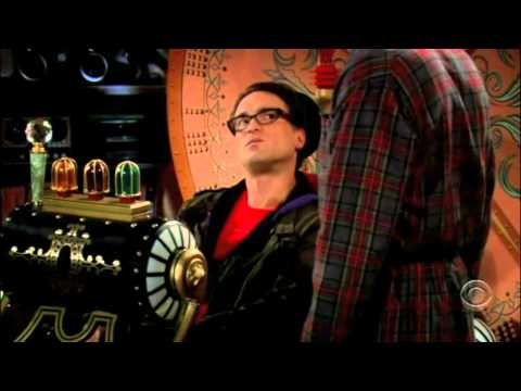Fave Clips TBBT 114 Time Travel Paradox