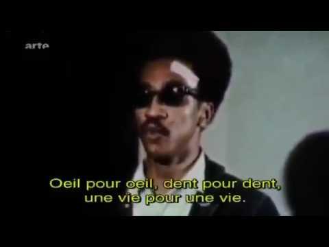 H. Rap  Brown - Nous devons nous armer. [ Black Panther Party ]