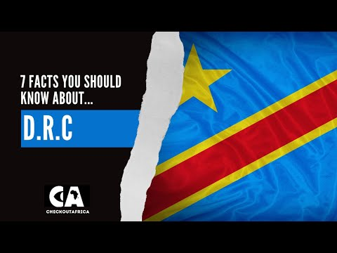 7 Facts You Should Know About The Democratic Republic Of Congo