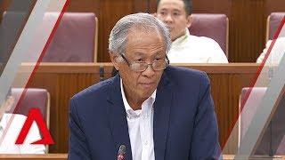 Ng Eng Hen explains why Ben Davis' NS deferment application was rejected