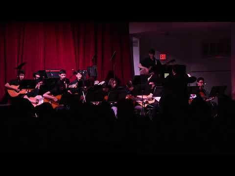 "A.Y. Jackson Grade 12 Guitar Class - ""Carry On My Wayward Son"" (May Music Night 2)"