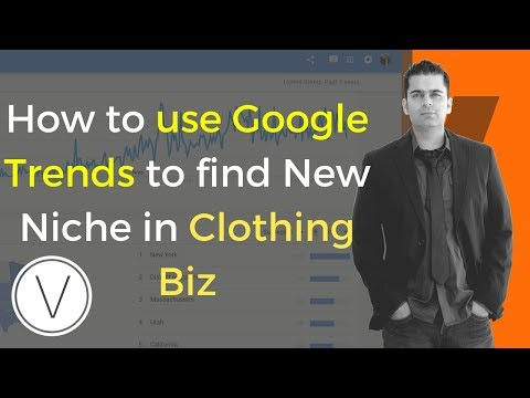 How to Use Google Trends to Find a Niche [2018]: Market Research, Find Products to Sell