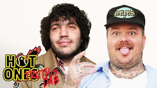 Matty Matheson and Benny Blanco Play Truth or Dab | Hot Ones