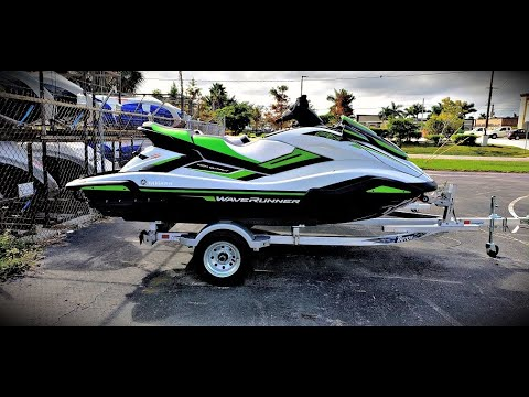2020 Yamaha FX HO Waverunner- new ski for sale - Punta Gorda FL