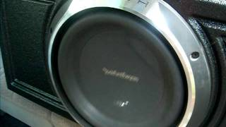 rockford fosgate p3 10 super bass probox