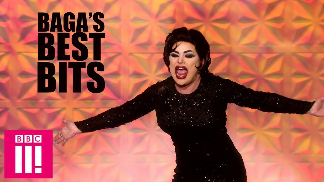 Baga's Best Bits | RuPaul's Drag Race UK