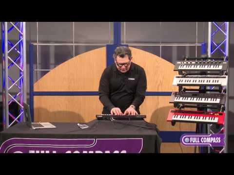 Yamaha reface DX 37-Key FM Synthesizer Demo | Full Compass