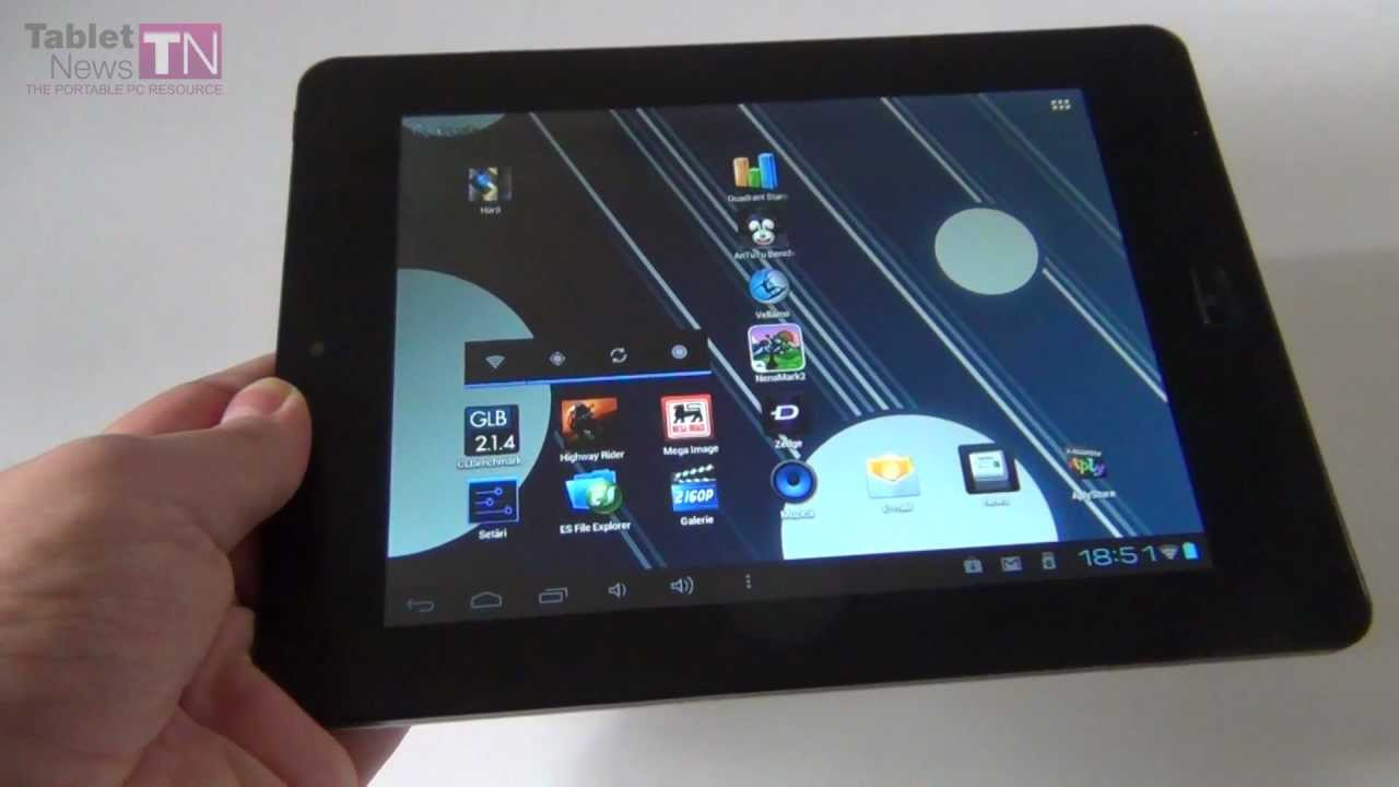 Allview AllDro 2 Speed Tablet Descargar Controlador