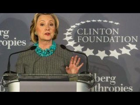Demands increase for investigation of Clinton Foundation
