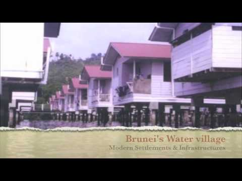 Brunei Water Village: the Venice of the East