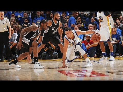 Golden State Warriors Vs. San Antonio Spurs 2017 NBA Western Conference Finals Preview | Dre Baldwin