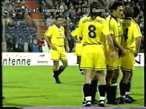 Hannover 96 - TeBe 2. Halbzeit
