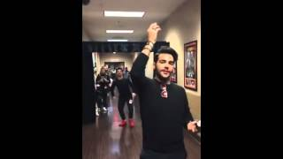 The grapes - Il Volo on the Latin Grammys 2015