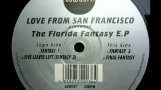 love from san francisco - final fantasy