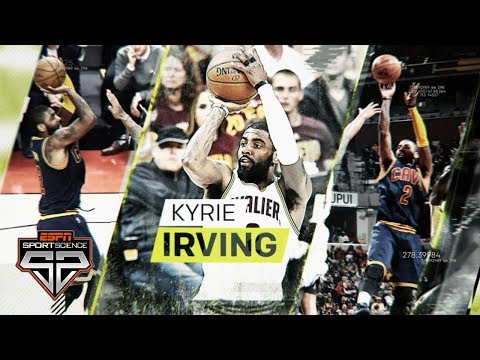 The Science Behind Kyrie Irving's Step-Back 3-Point Shot | Sport Science | ESPN