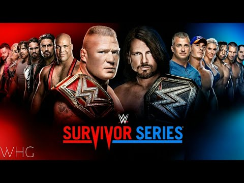 WWE Survivor Series 2017 match card predictions of Team RAW vs SmackDown live final member