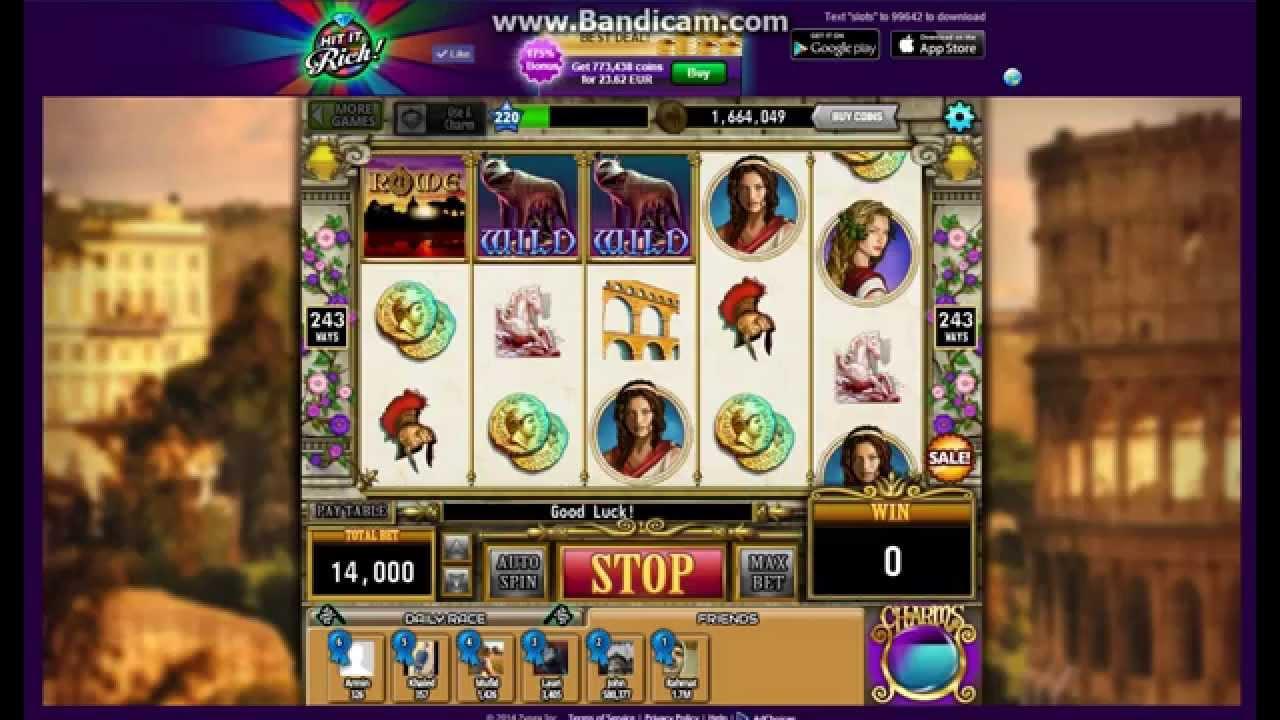 hit rich casino slots