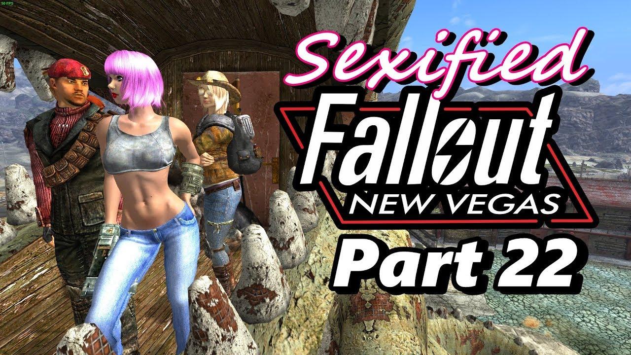 Fallout New Vegas Boobs